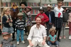 Panto tales @ Sydenham Library (Christmas Party event)