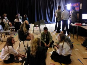 John Kirk specialises in drama workshops and theatre for young people.