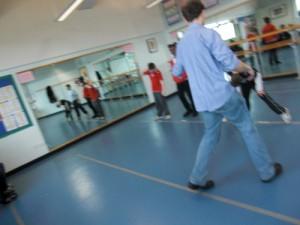 John Kirk is a storyteller and drama facilitator specialising in drama workshops and theatre for young people.