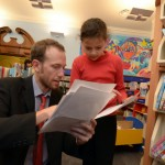 Cracking Clues at Chelsea Library