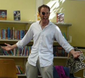 Storytelling @ Lewes (school event)