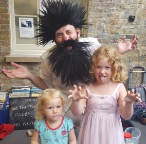 "Roald Dahl's ""The Twits"" @ Brent Libraries (school events)"