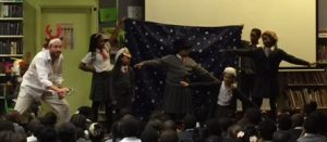 Panto Tales @ New X Learning (school event)