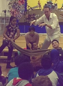 Storytelling @ Swindon (school event)