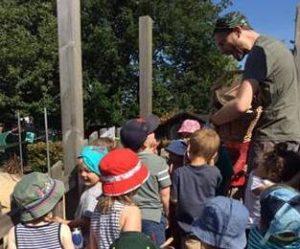 Midsummer Storytelling @ Cromer's Wood, Sittingbourne (Kent Wildlife Trust)