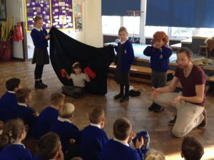 Russian folktales @ Fareham, Hampshire (school event)