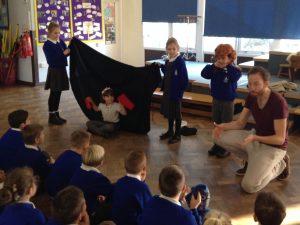 Russian folktales @ Fareham, Hampshire (school event)