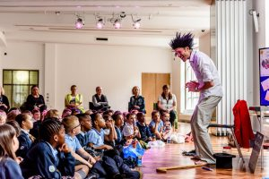 "Roald Dahl's ""The Twits"" @ Liverpool Libraries"