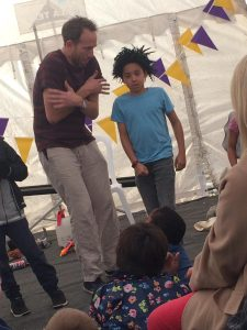 Storytelling @ Bexleyheath (school event)