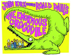 "Roald Dahl's ""The Enormous Crocodile"" @ Derby City Libraries"