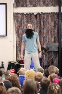 """Roald Dahl's """"The Twits"""" @ Rotherham Libraries (school event)"""