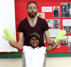 Storytelling @ Barking and Dagenham Libraries (school events)