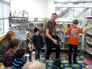 The stories of Roald Dahl @ Worthing (school event)