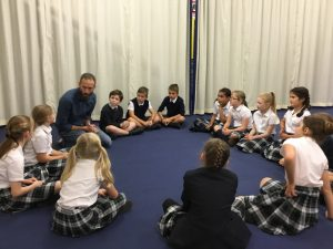 Storytelling through Art @ William Morris Gallery (school event)